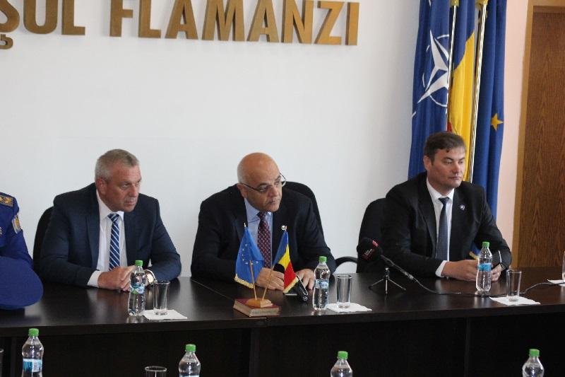inaugurare punct ISU Flamanzi (2)