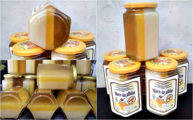 miere in trei culori, ferma apicola marineac (0)